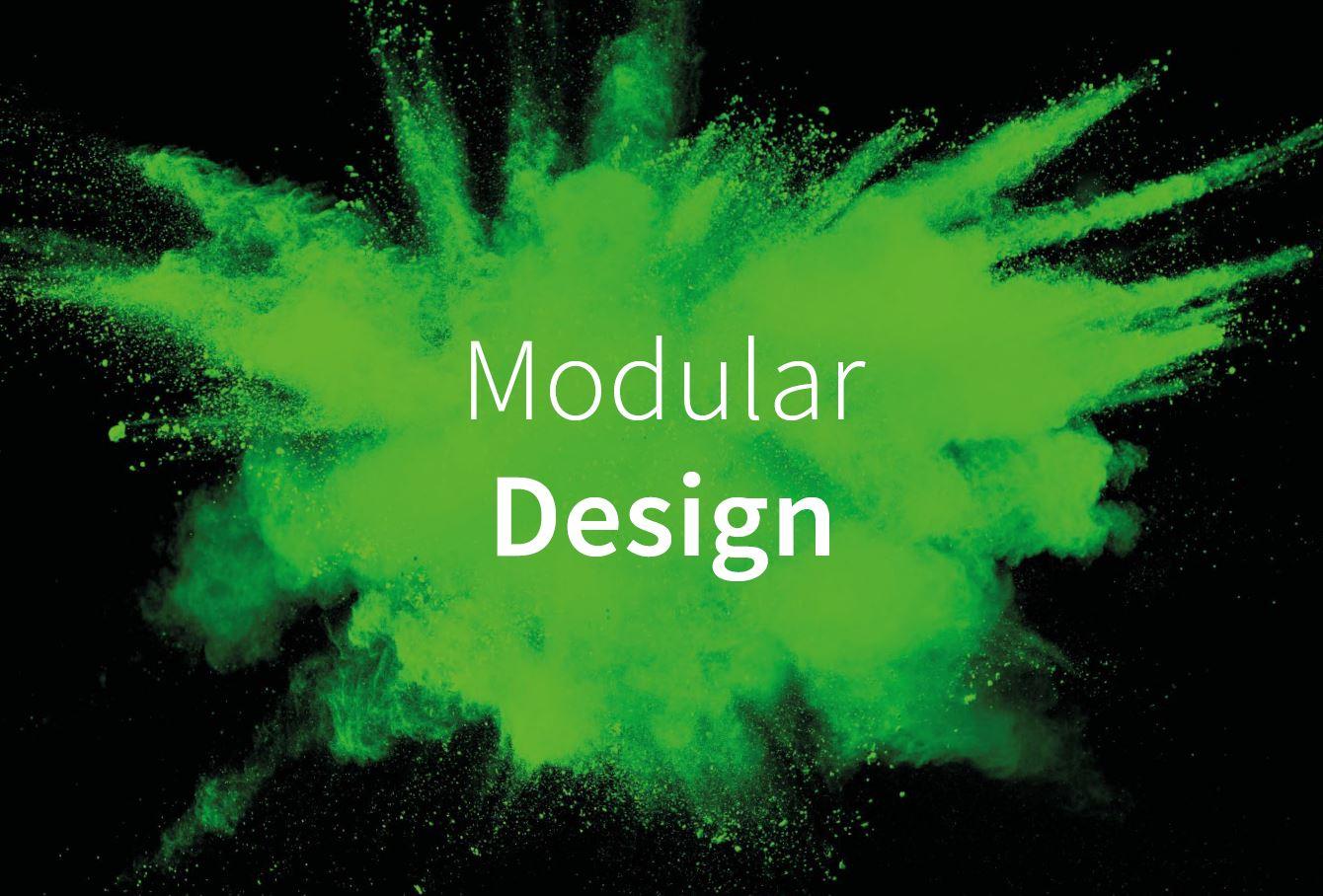 Modular e Flexível com Qualidade Intransigente